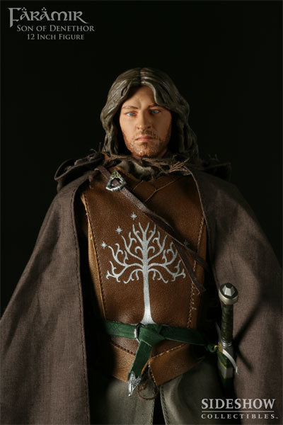 LOTR - Faramir - Gloved Hands (Sword Grip)
