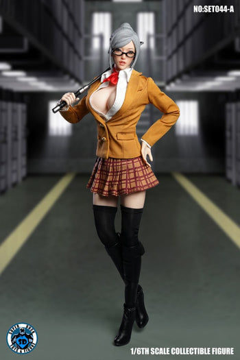 Yellow Prison School Uniform - MINT IN BOX