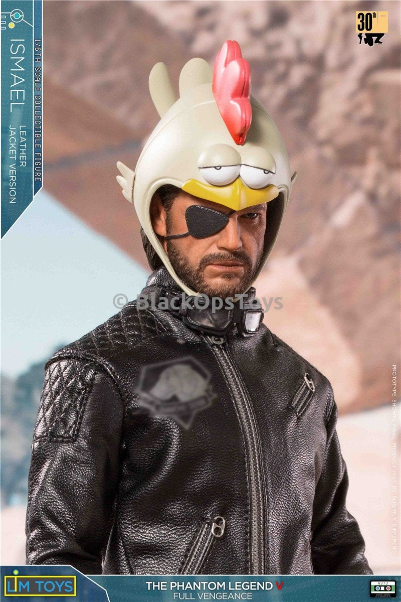 The Phantom Legend Ismael Snake Metal Gear Solid Chicken Helmet