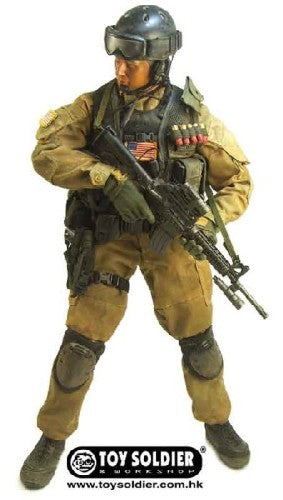 US Army Delta Force Breacher/Rifleman Somalia 1993 - MINT IN BOX