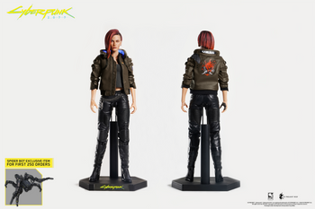PREORDER - Cyberpunk 2077 - V - Female Version - MINT IN BOX