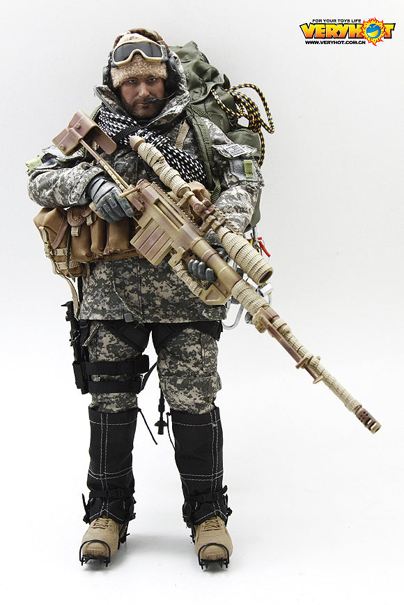 Mountain Ops Sniper - Climbing Gear Set Type 2