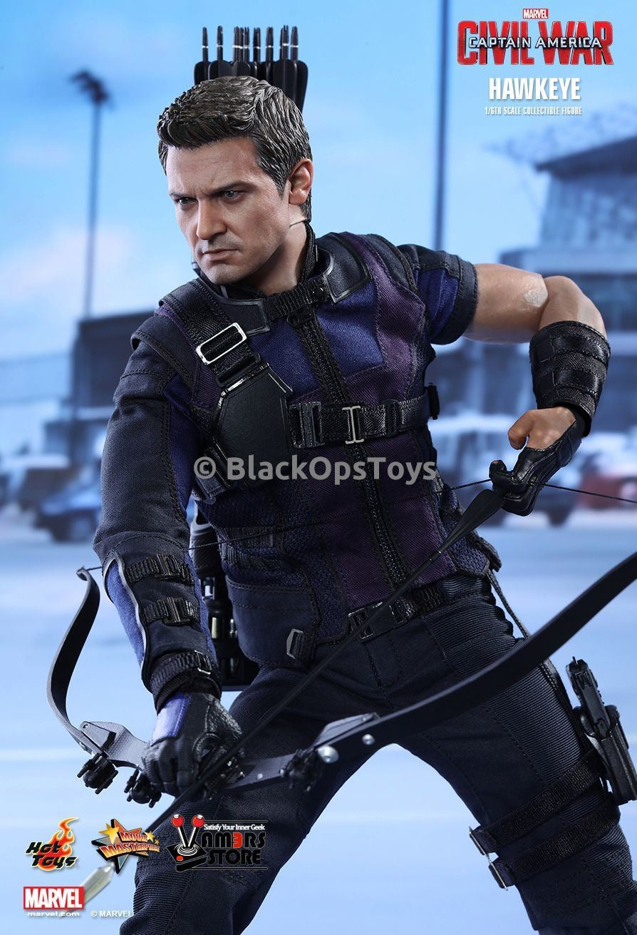 Hawkeye Collectible from Captain America: Civil War Battle Belt