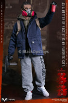 VTS Toys The Division Darkzone Bad Guy The Rioter Kimel AP-9 Submachine Gun