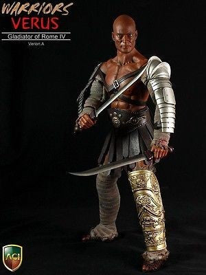 Gladiator Of Rome IV - Brown Torso Brace