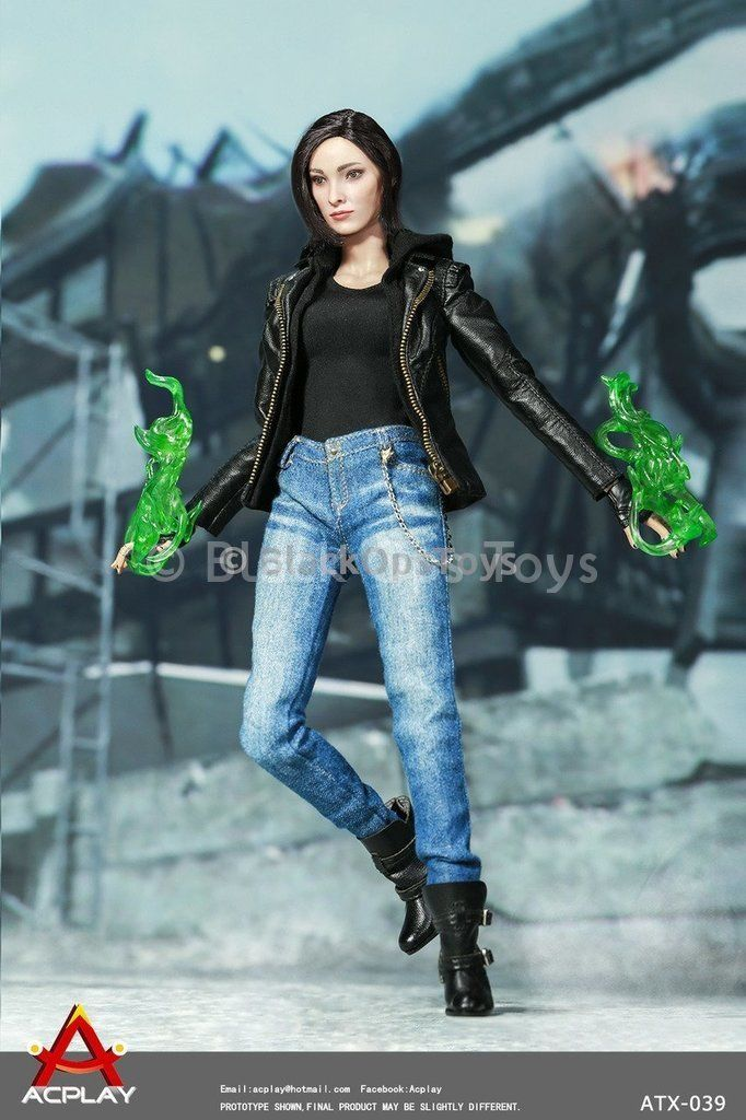 Gifted Super Heroine Magnetic Girl Polaris 1//6 Scale ACPlay ATX039