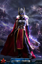 Lightning Warrior - Female Asgardian Wrist Gauntlet & Sleeve
