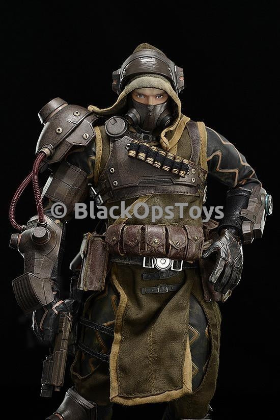 Lost Planet - Mercenary - Chest Harness & Power Pack