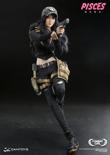 PREORDER Combat Girl Series PISCES Nana MINT IN BOX