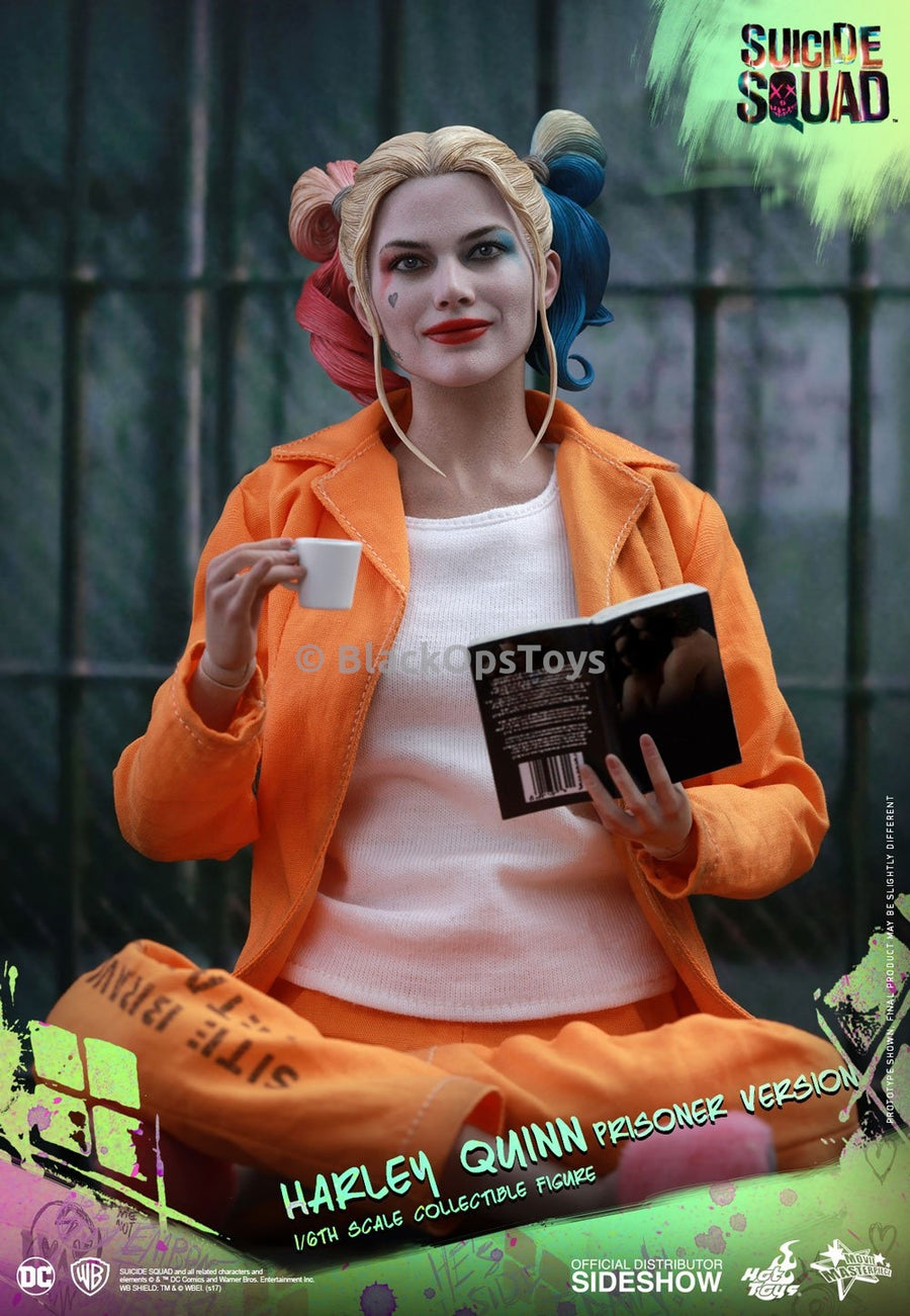 Hot Toys Harley Quinn Prison Version Female Base Body