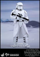 STAR WARS - Snowtrooper - White Gloved Hand Set (x5)