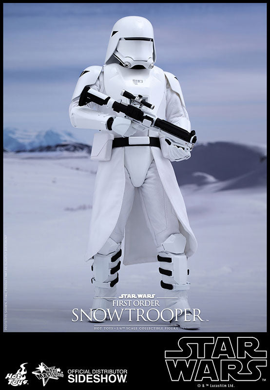 STAR WARS - Snowtrooper - Male Base Body w/White Jumpsuit