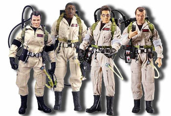 Ghostbusters 4-Pack Mint In Box
