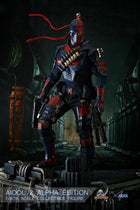 Deathstroke - Blue & Red Gloved Hand Set (x2)