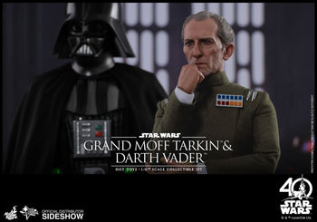 Star Wars - Grand Moff Tarkin & Darth Vader - MINT IN BOX