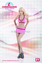 Cheerleading Hot Pink Set B Mint In Box