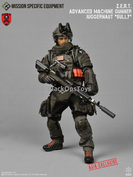 PREORDER MSE ZERT Advanced Machine Gunner Juggernaut Sully ASIA Exclusive
