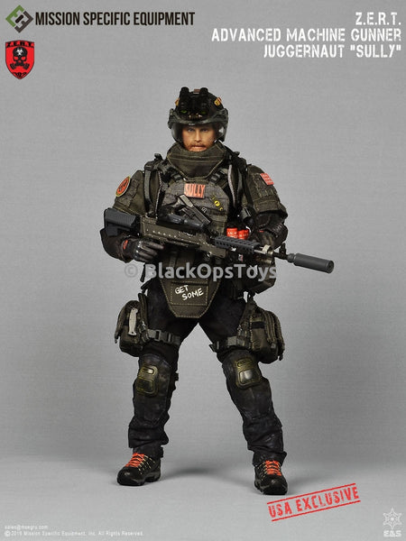 PREORDER ZERT Advanced Machine Gunner Sully USA Exclusive