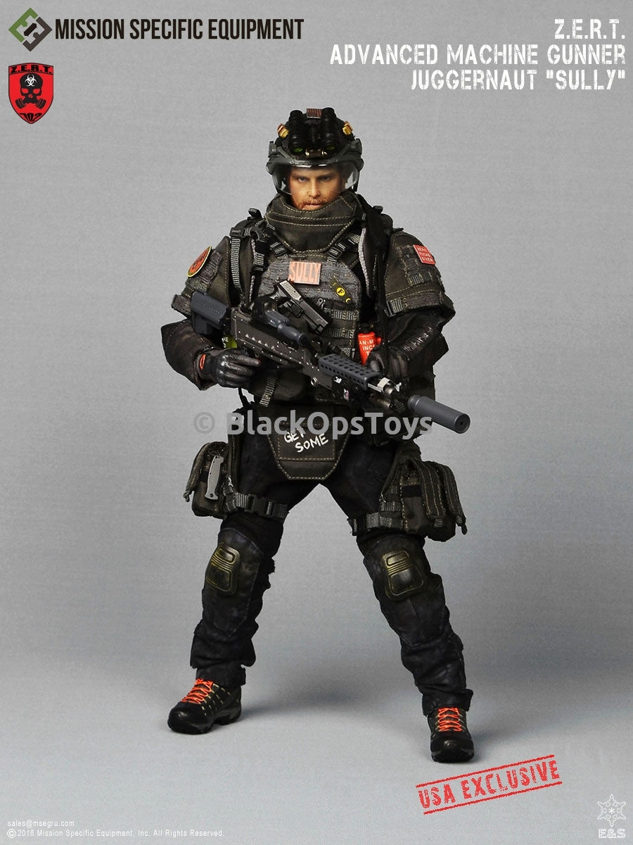 ZERT AMG Juggernaut Sully Typhoon Camo Edition Mint In Box