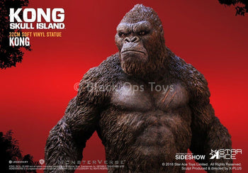 Skull Island King Kong Vinyl Statue - MINT IN BOX