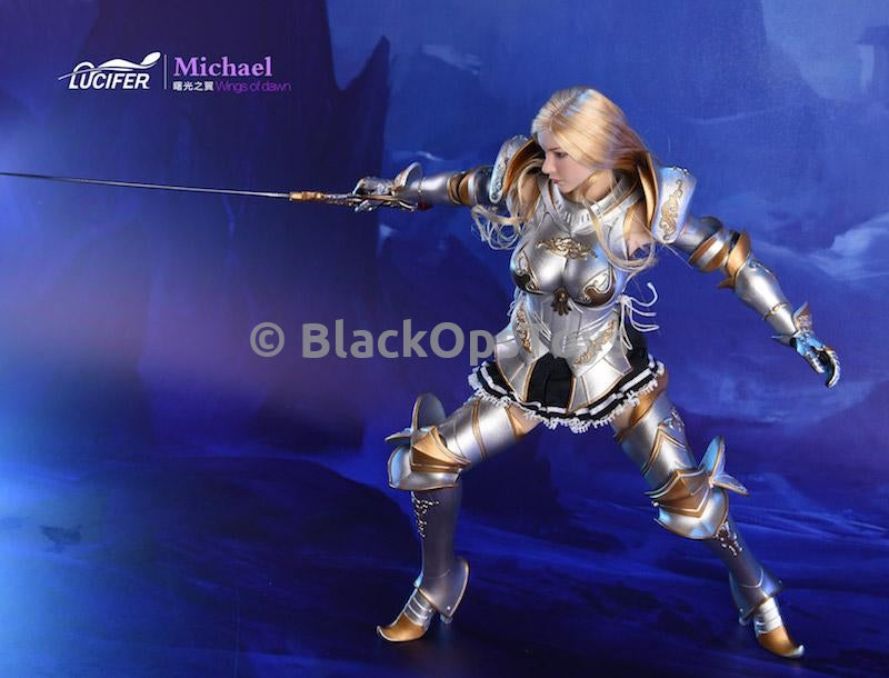 PREORDER Wings of Dawn Michael Swordsman Version Mint In Box