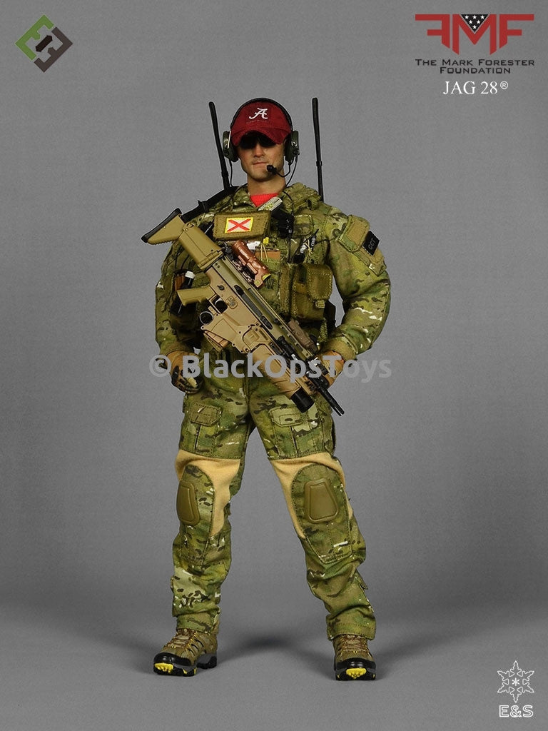 Mark Forester CCT Combat Controller Tribute Action Figure Mint In Box