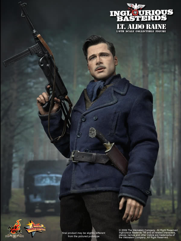 Inglorious Bastards - Aldo Raine - M1 Garand Rifle