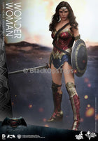 Wonder Woman - Female Galdiator Style Armored Boots (Peg Type)