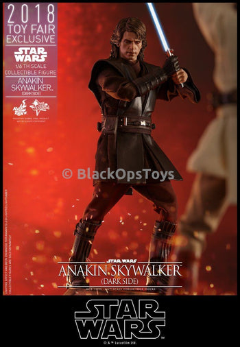 Dark Side Anakin Skywalker Toy Fair 2018 Exclusive Mint in Box