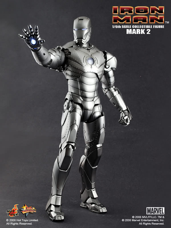 Iron Man - Mark II - MINT IN BOX