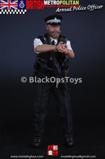 British Metropolitan Police Service Bearded Armed Officer Mint in Box