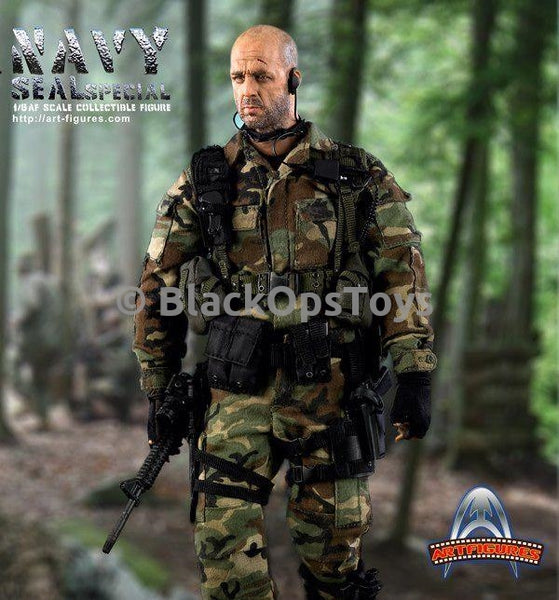 navy seal special tears of the sun woodland combat uniform