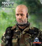 Navy Seal Special Tears of the Sun Bruce Willis Likeness Headsculpt