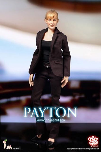 Payton - Senior Secretary - MINT IN BOX