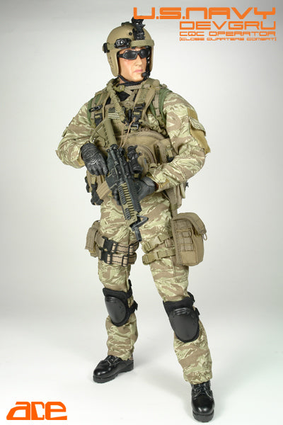 U.S. Navy Devgru CQC Operator - Water Bladder