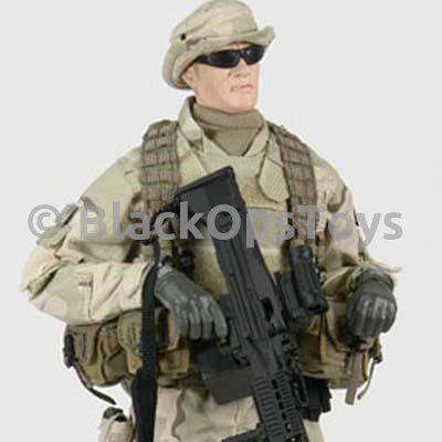 Naval Special Warfare Complete Male Base Body w/Extra Gloved Hands