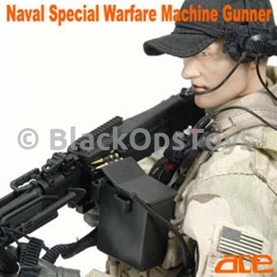 SEAL NSW Gunner MK 1/6 PRC 148 MBTIR RADIO HEADSET