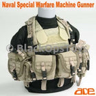 ACE Navy Seal NSW Naval Special Warfare Machine Gunner Mint in Box