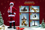 Harry Potter - Christmas Accs. - Teenage Size Santa Uniform Set