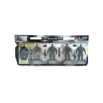 1/18 scale - Navy Seals Fire Team - MINT IN BOX