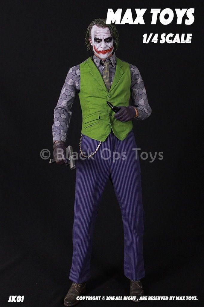 The Joker - Uniform Set w/Male Base Body