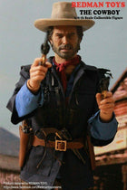The Cowboy - Colt Army Pistol w/Belt & Holster