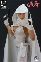 Ghost - Female Base Body w/Head Sculpt & White Uniform Set