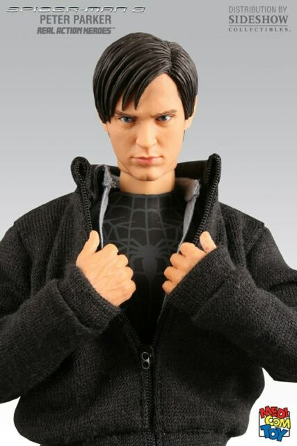 Spider-Man 3 - Peter Parker - Male Head Sculpt