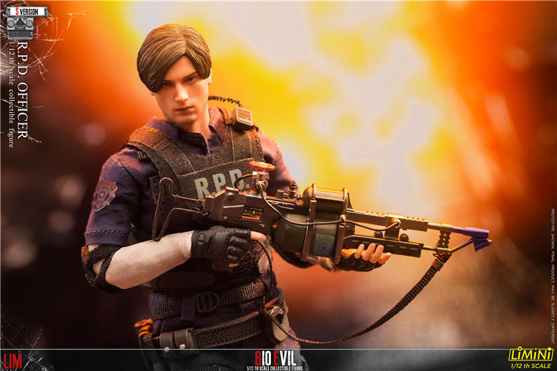 PREORDER - 1/12 - R.P.D. Officer S Version - MINT IN BOX