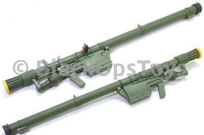 Rare Russian/Soviet man-portable infrared homing surface-to-air missile Launcher SAM SA-18 Mint in Box