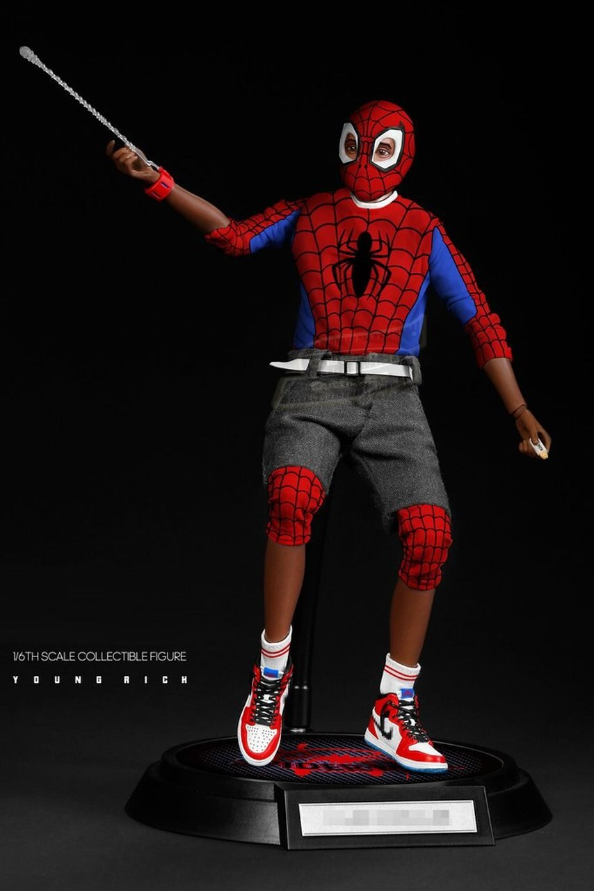 Miles Morales Casual Outfit - MINT IN BOX