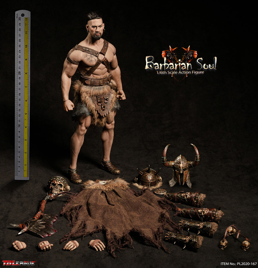 PREORDER - Barbarian Soul - MINT IN BOX