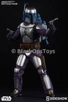 STAR WARS - Jango Fett - Male Base Body (ALL Black)
