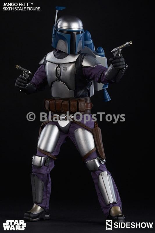 STAR WARS - Jango Fett - Smoking Blaster FX Attachment
